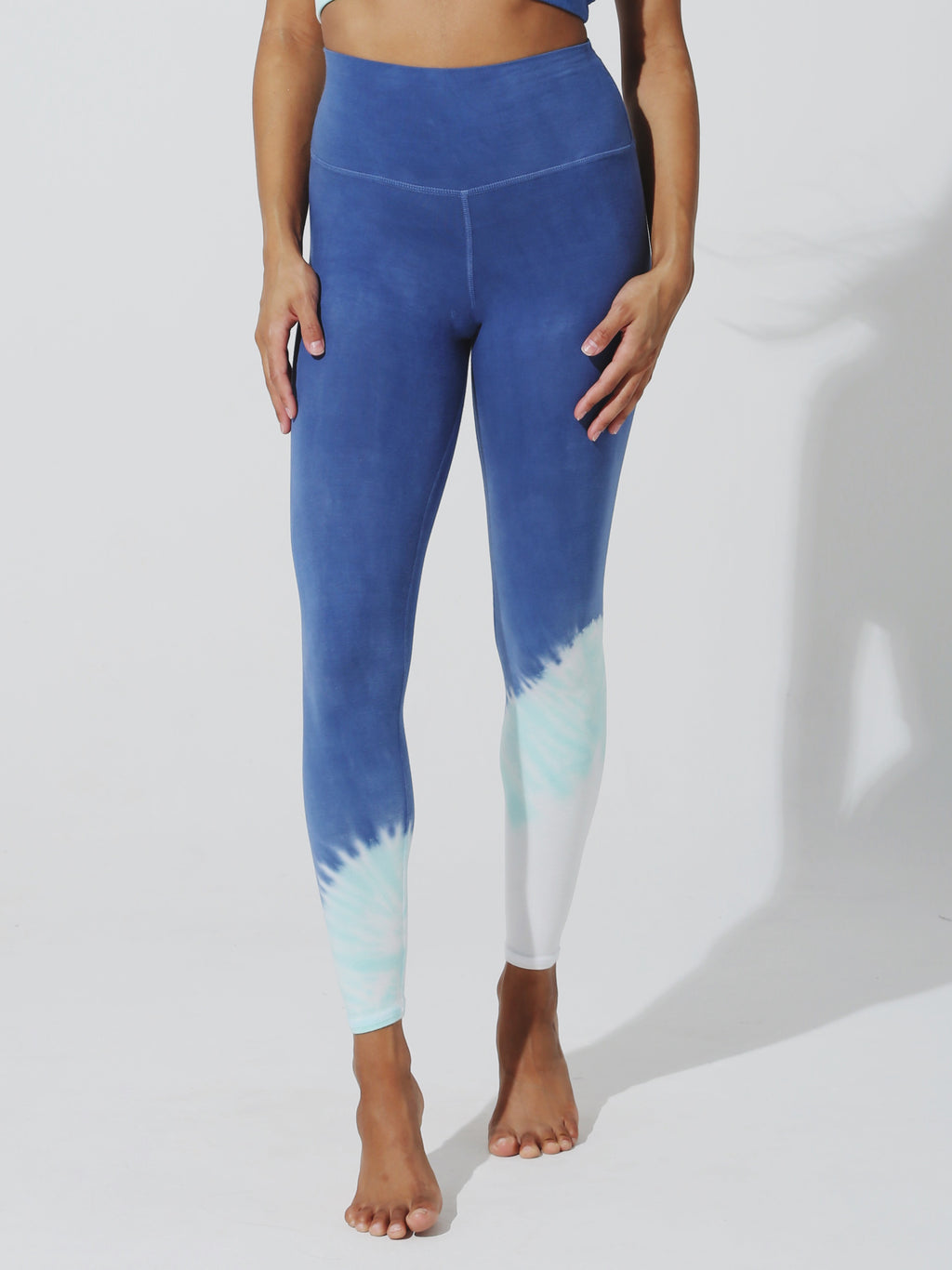 Sunset Legging - Indigo / Opal / Cloud
