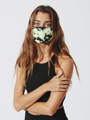 Face Mask - Onyx / Neon