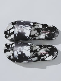 Electric & Rose x BrandBlack Slides - Onyx / Cloud