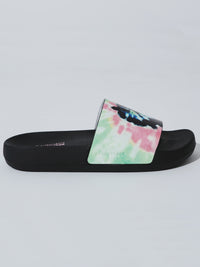 Electric & Rose x BrandBlack Slides - Neon