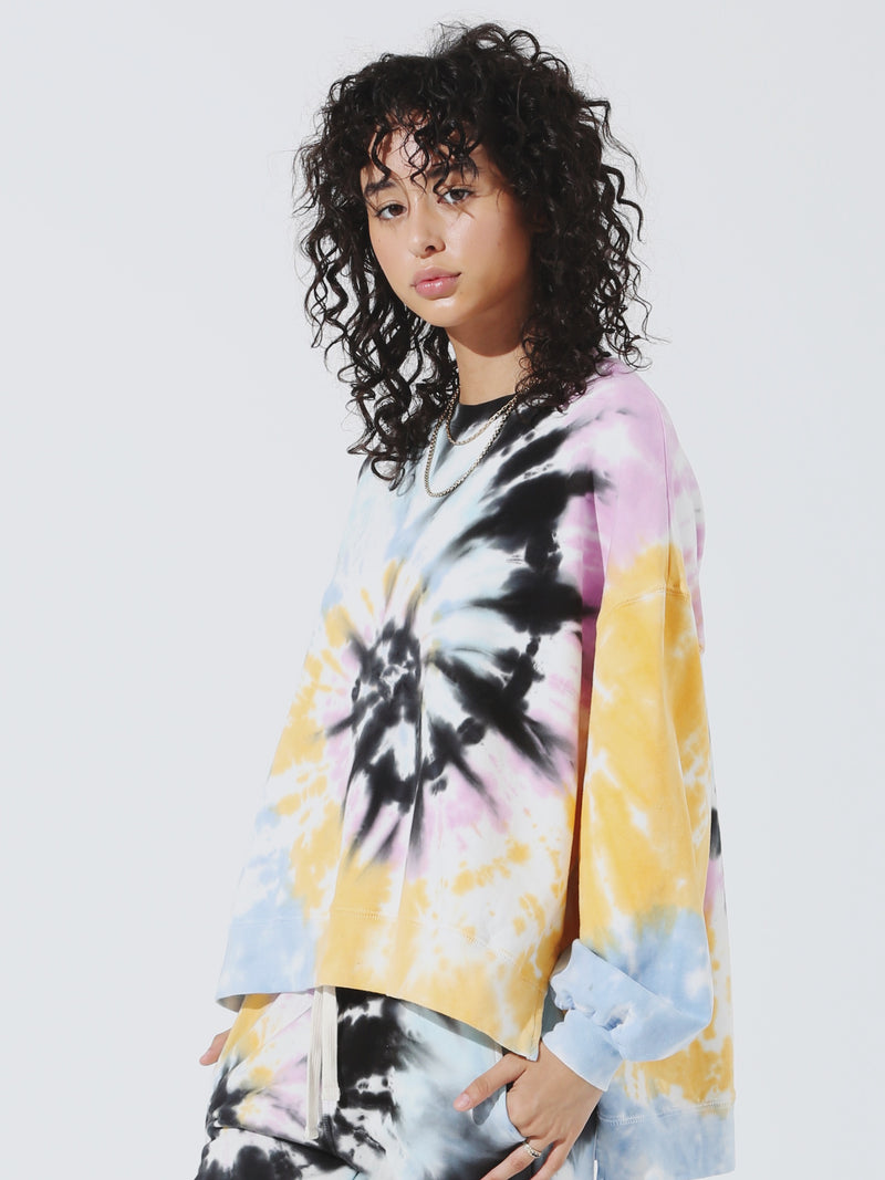 Neil Sweatshirt - Rosa / Golden / Serene