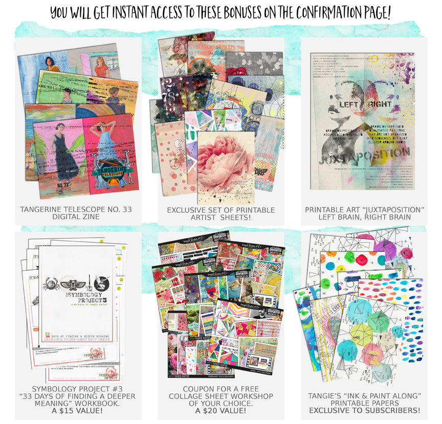 Art Journal Emporium Bonuses