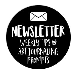 Join the TB&CO Newsletter for free journaling ideas and tips