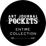 Art Journal Pocket™ Sheets by Tangie and Rebecca