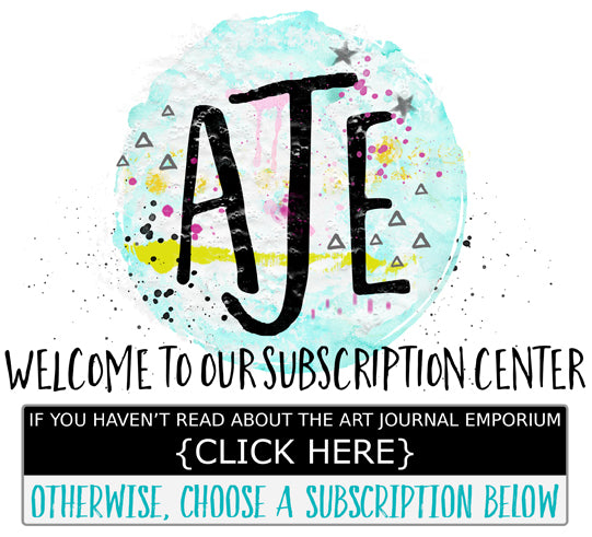 Art Journal Emporium Subscription Center at TB&CO