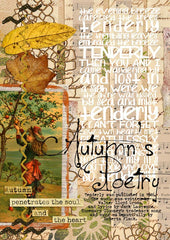 Autumn's Poetry w/ BONUS Add Ons