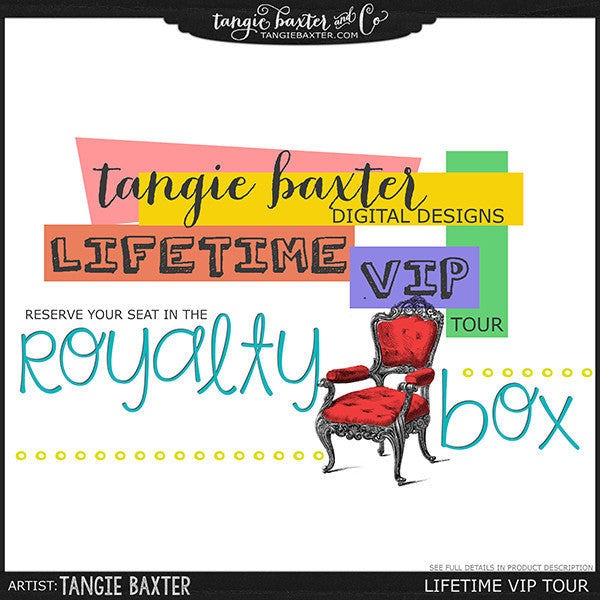 Lifetime VIP Tour {The Royalty Box}