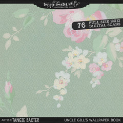 Uncle Gill's Wallpaper Book {Personal Use}