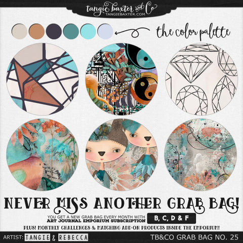 ~EXPIRED~ TB&CO Grab Bag #25 {September 2016}