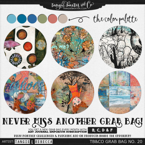 ~EXPIRED~  TB&CO Grab Bag #20 {April 2016}