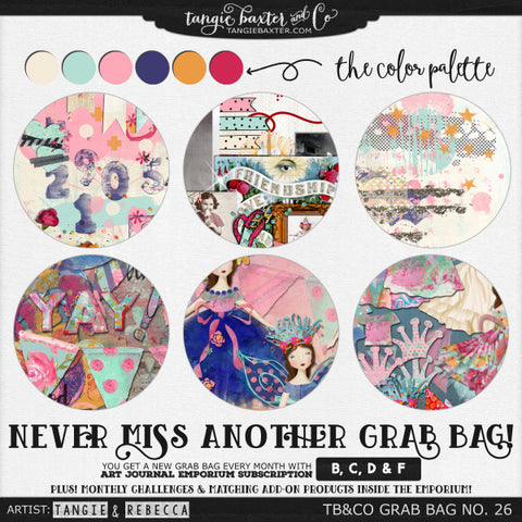 ~EXPIRED~ TB&CO Grab Bag #26 {October 2016}