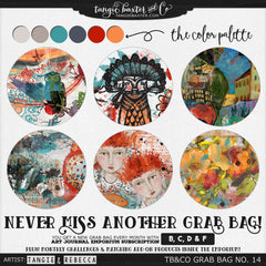 ~EXPIRED~ TB&CO Grab Bag #14 {October 2015}
