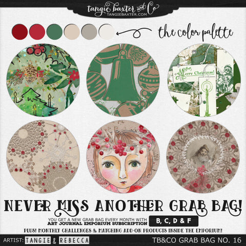 ~EXPIRED~ TB&CO Grab Bag #16 {December 2015}