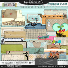 Tangible Plans™ {Starter Kit & Workshop}
