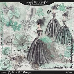 Mint To Be Deluxe Kit w/ Rebecca McMeen