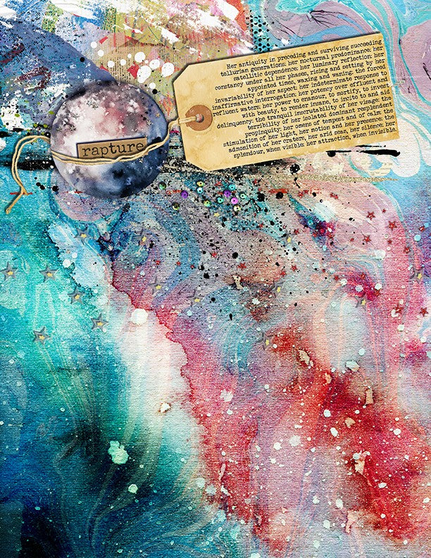 Artifacts No  8: Marbled Moonbeams Papers