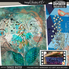-Collage Sheet Workshop #27 {Sept. '16 Delivery}