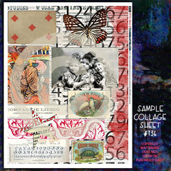 Collage Sheet Mania 2013