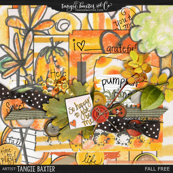 Fall Free Autumn Journaling