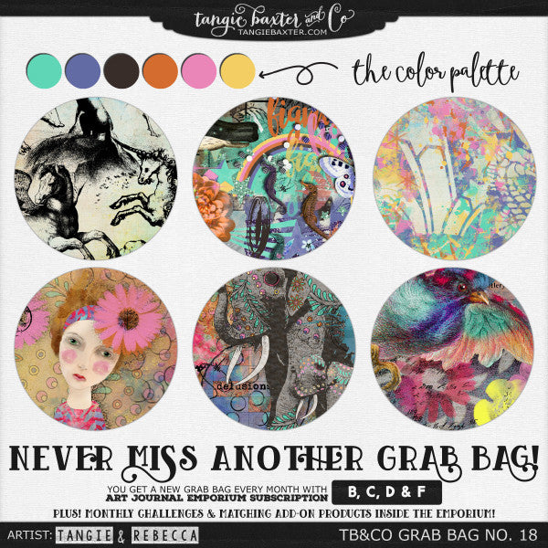 ~EXPIRED~  TB&CO Grab Bag #18 {February 2016}
