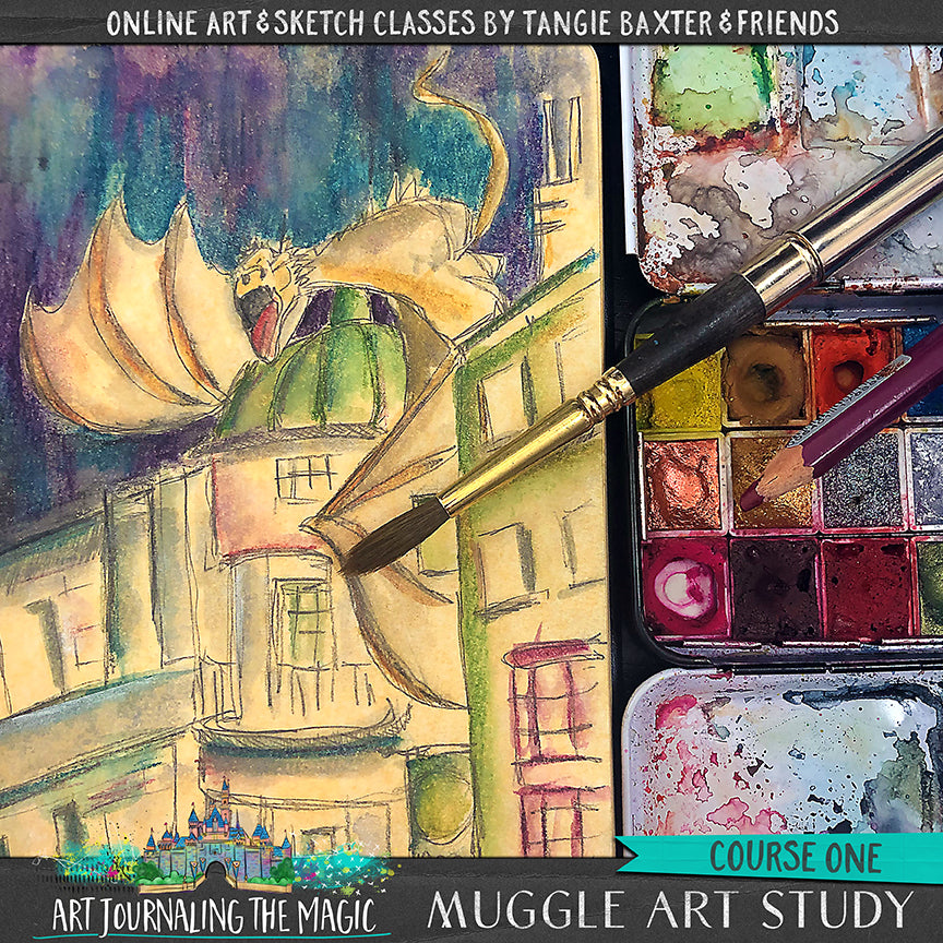Muggle Art Study [Course 1]-School of Wizardry