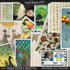 -Collage Sheet Workshop #05 {Nov '14 Delivery}