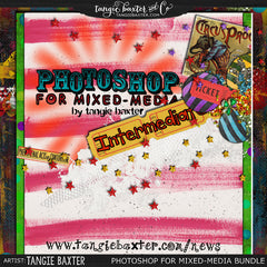 Photoshop for Mixed-Media {Bundle}