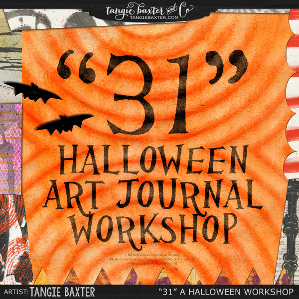 {31} A Halloween Workshop