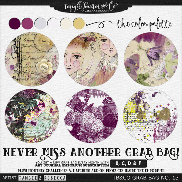 ~EXPIRED~ TB&CO Grab Bag #13 {September 2015}
