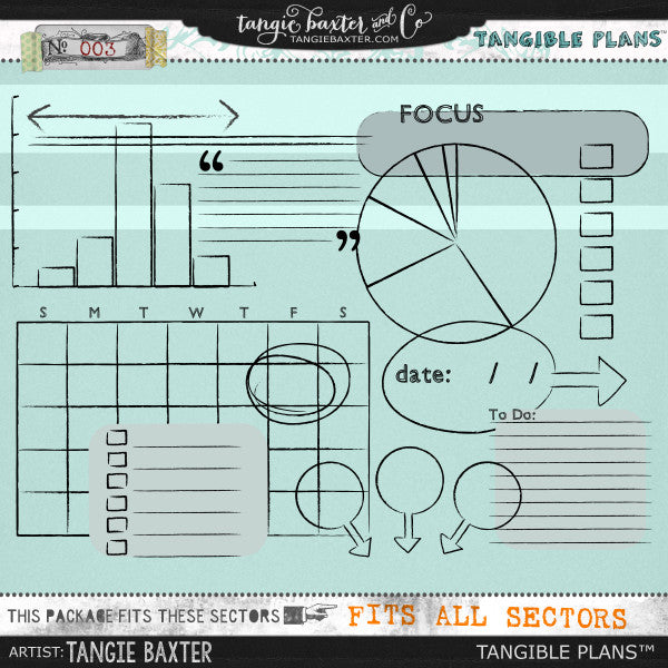 Tangible Plans™ {Add On No. 003}
