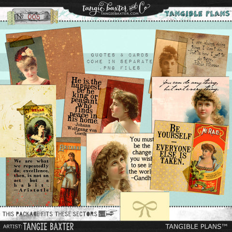 Tangible Plans™ {Add On No. 005}