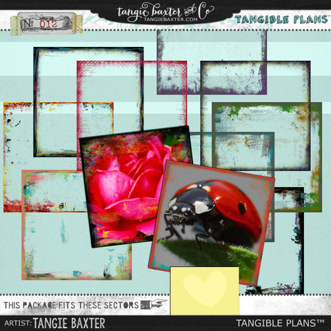 Tangible Plans™ {Add On No. 012}