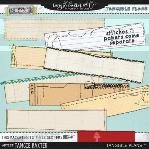 Tangible Plans™ {Add On No. 013}
