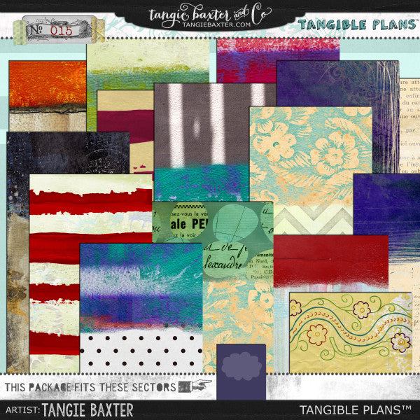 Tangible Plans™ {Add On No. 015}