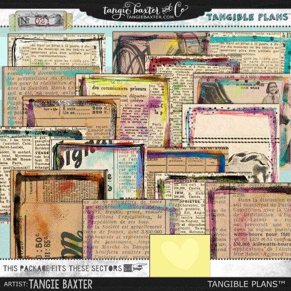 Tangible Plans™ {Add On No. 021}