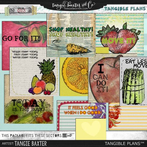 Tangible Plans™ {Add On No. 023}