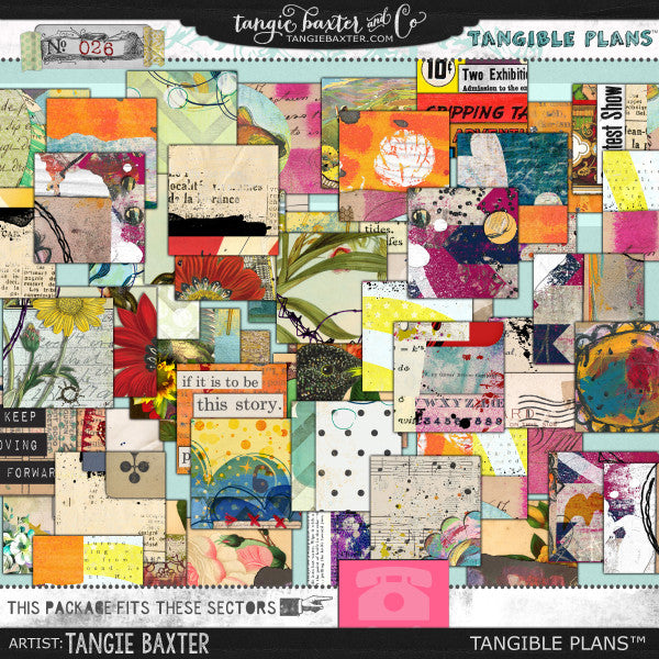 Tangible Plans™ {Add On No. 026}