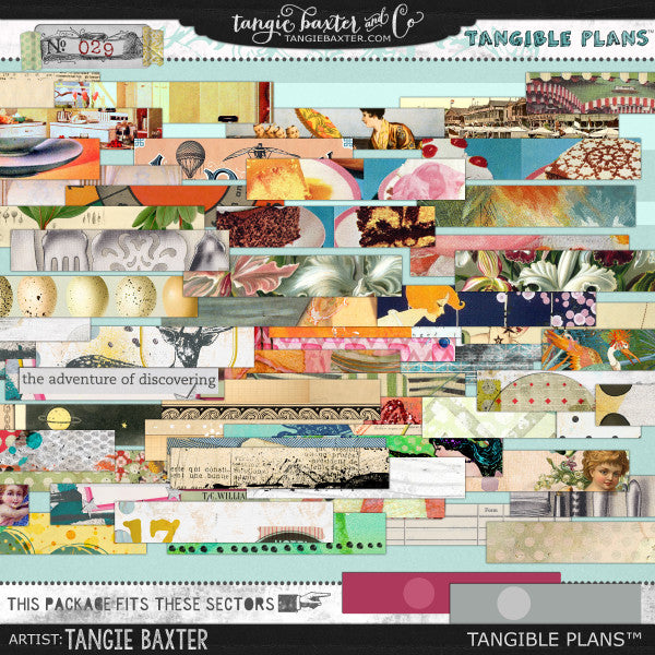 Tangible Plans™ {Add On No. 029}