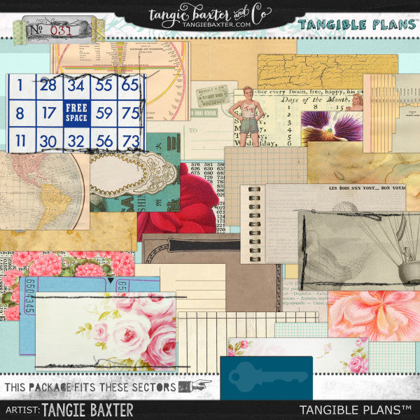 Tangible Plans™ {Add On No. 031}