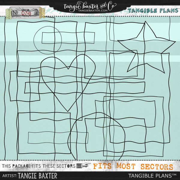 Tangible Plans™ {Add On No. 036}