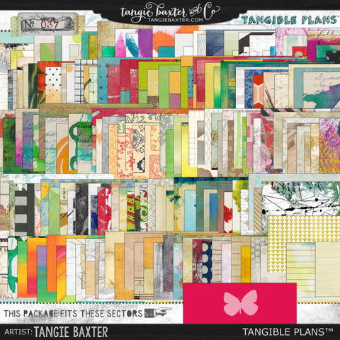 Tangible Plans™ {Add On No. 037} MEGA PACK!