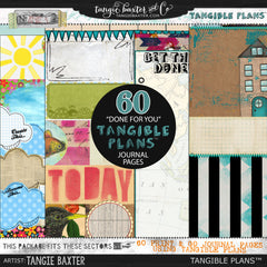 Tangible Plans™ Print and Go No. 1