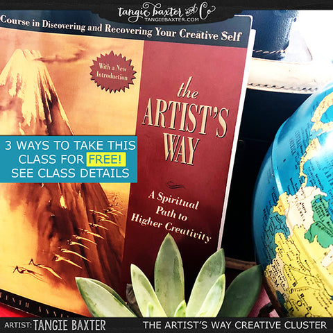 The Artist's Way [3 Ways to get this class *FREE!*]