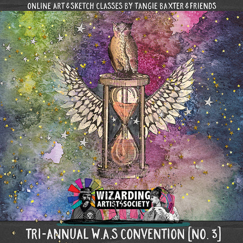 --PRE-SALE---Tri-Annual W.A.S Convention [No. 3] LIVE OCTOBER 1-3rd, 2020