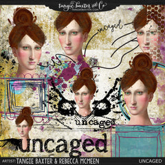 {Tangie Bundle No. 17} Uncaged