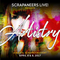 Artistry LIVE! Online Class **INFORMATION ONLY**