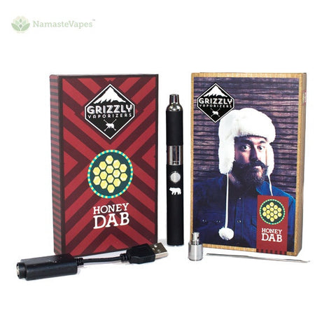 Picture of Vaporizador bolígrafo Grizzly Honey Dab