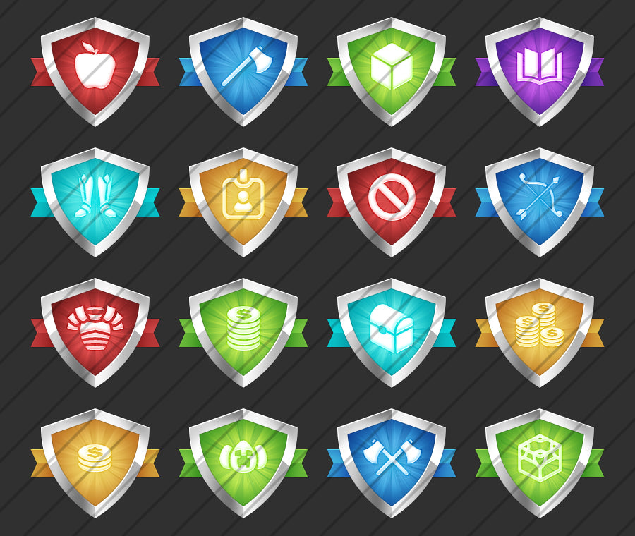 Buycraft Icons Pack 'Shields' Now Available!