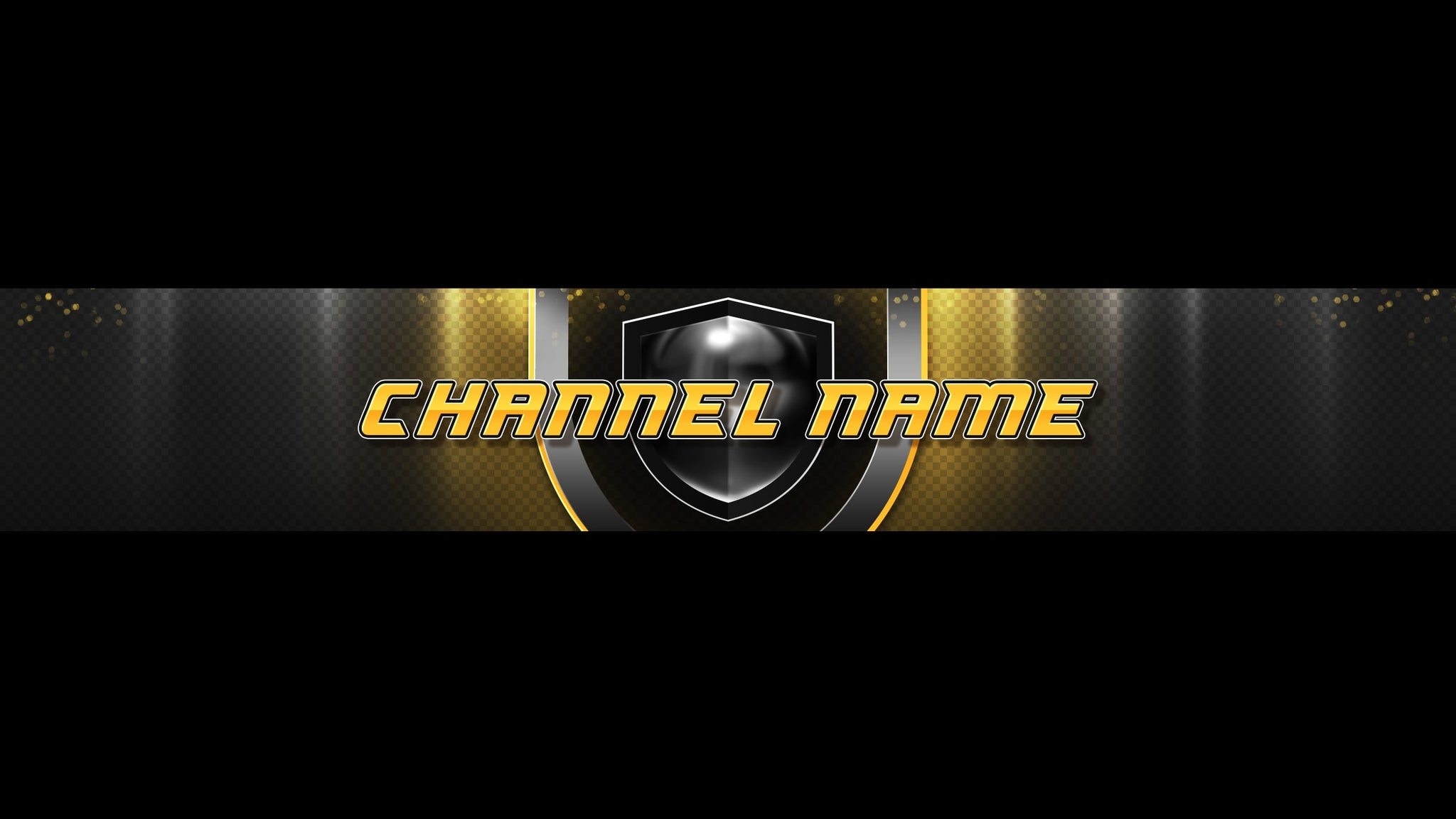 Champion YouTube Channel Banner