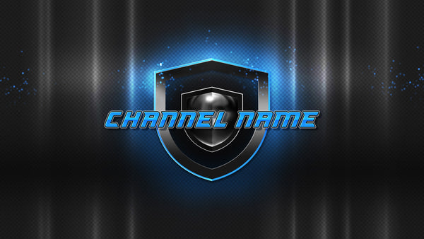 Champion Channel Banner Blue Full